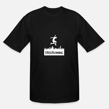 Freerun Freerunning Men - Men's Tall T-Shirt