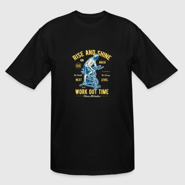 Work Out Time 2 - Men's Tall T-Shirt