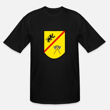 Coat Coat of arms - Men's Tall T-Shirt