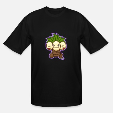 Psychic Psychic Frond - Men's Tall T-Shirt