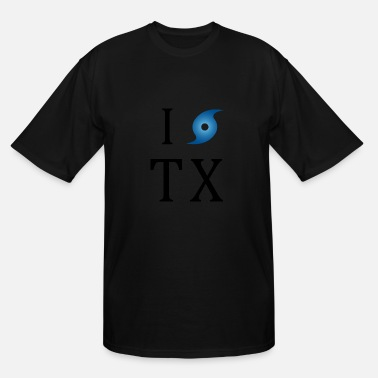 Potency I Hurricane Texas - Men's Tall T-Shirt