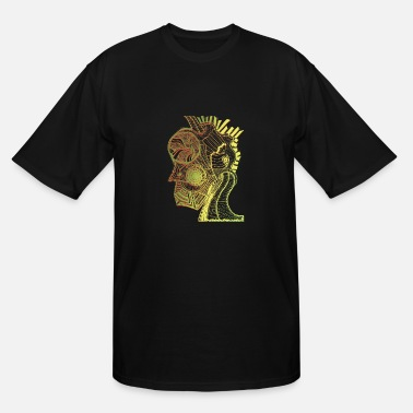 Heady Heady Gold - Men's Tall T-Shirt