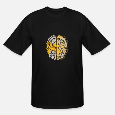 Art Club Vasser HS Art Club - Men's Tall T-Shirt
