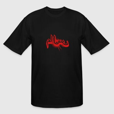 Salam Alaikum Salam Graffiti - Men's Tall T-Shirt