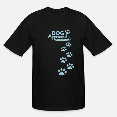 Dog Training RescueDogs101 Dog Approved - Men's Tall T-Shirt