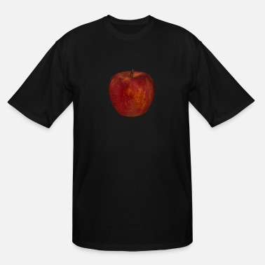 Fruit apple apples fruit fruits taste tasty sweet - Men's Tall T-Shirt