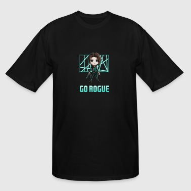 Rogue GO ROGUE - Men's Tall T-Shirt