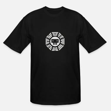 Initial The Robot Initiative - Men's Tall T-Shirt