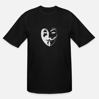 Anonymous Anonymous - Men's Tall T-Shirt