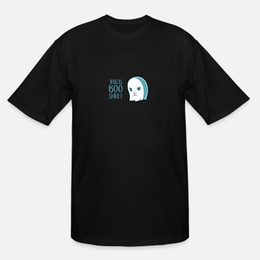 Sheet BOO SHEET - Men's Tall T-Shirt