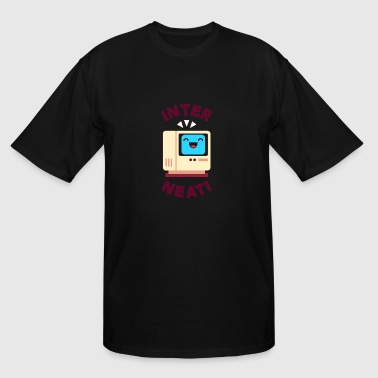 internet - Men's Tall T-Shirt