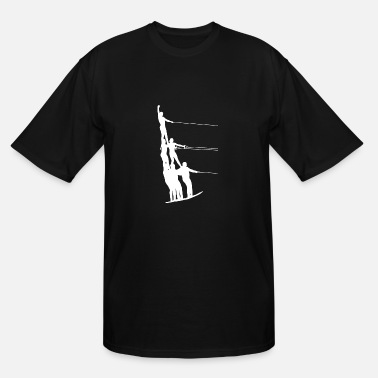 Ski Water Water Ski Water Sports - Men's Tall T-Shirt
