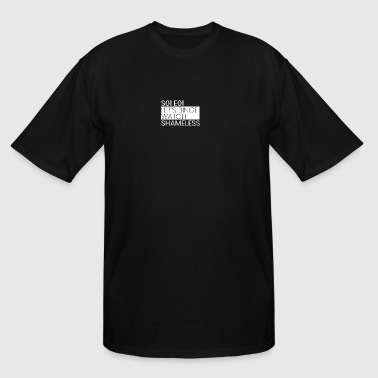 Shameless - Men's Tall T-Shirt