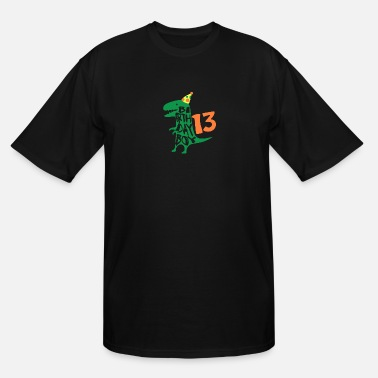 13 Years Old Birthday Boy 13 Years Old - Men's Tall T-Shirt