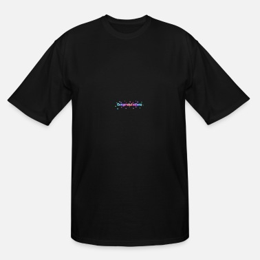 Congratulations Congratulations - Men's Tall T-Shirt