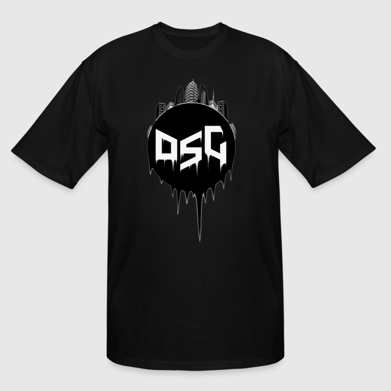DSG Casual Men Hoodie  - Men's Tall T-Shirt