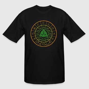 Celtic Cir 5th - Men's Tall T-Shirt
