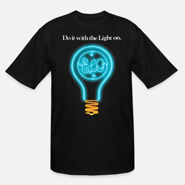 Electric Light Orchestra Don't Bring Me Down Bonnie EL005 Electric Light Or - Men's Tall T-Shirt