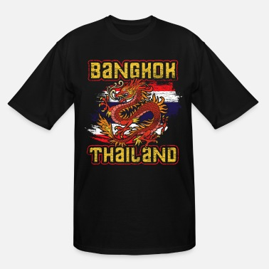Thailand Thailand - Men's Tall T-Shirt