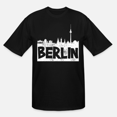 Berlin Berlin Berlin Berlin - Men's Tall T-Shirt
