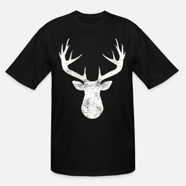 Antler antler - Men's Tall T-Shirt