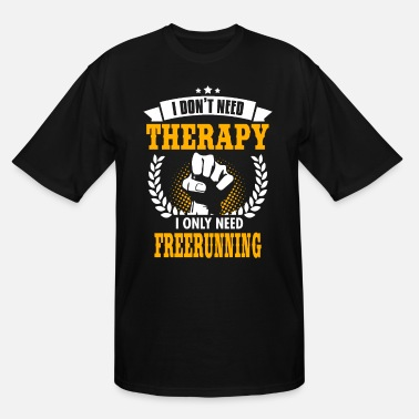 Freerunning Freerunning - Men's Tall T-Shirt