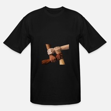 Together togetherness - Men's Tall T-Shirt