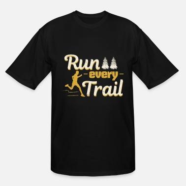Shop Trail Running T-Shirts online | Spreadshirt