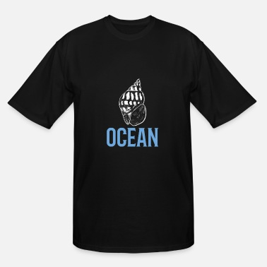 Seaman Ocean ocean - Men's Tall T-Shirt
