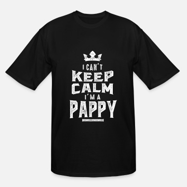 Funny Pappy PAPPY - Men's Tall T-Shirt