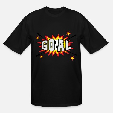 Scorer GOAL! - Men's Tall T-Shirt