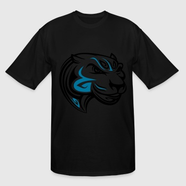 darr black panther - Men's Tall T-Shirt