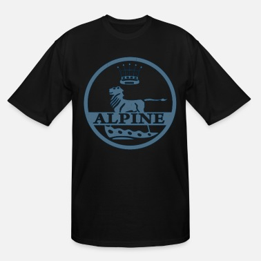Alpinism Sunbeam Alpine - Men's Tall T-Shirt