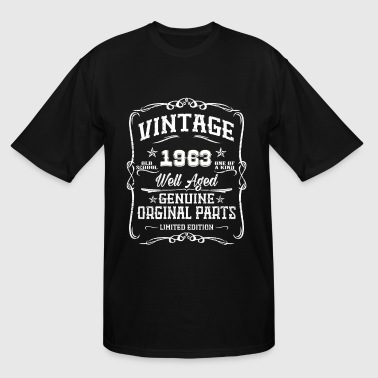 Vintage 1963 - Men's Tall T-Shirt