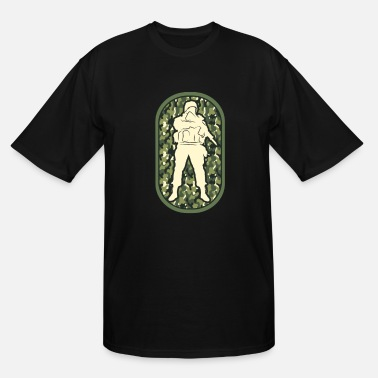Brother Army - Men's Tall T-Shirt