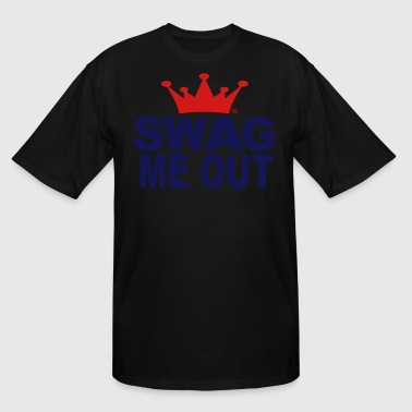 SWAG ME OUT - Men's Tall T-Shirt
