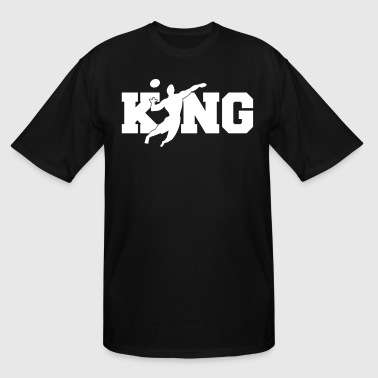 Volleyball King -Sport-Team Winner Champion Gift - Men's Tall T-Shirt