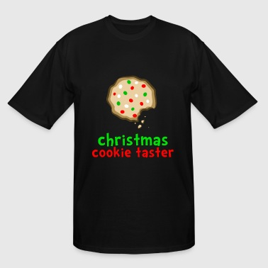 Cookie Taster Dark - Men's Tall T-Shirt