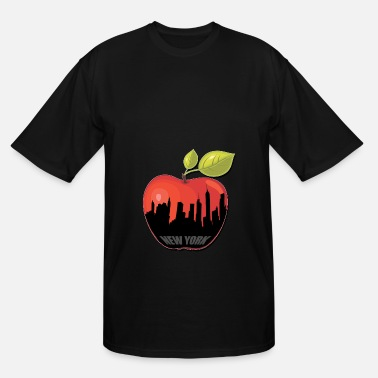 Big Apple BIG APPLE - Men's Tall T-Shirt