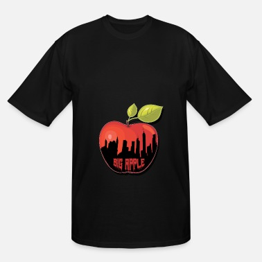 Big Apple BIG APPLE HALLOWEEN - Men's Tall T-Shirt
