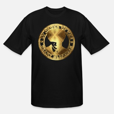 Arthur Shelby By Order of The Peaky Blinders Golden - Men's Tall T-Shirt