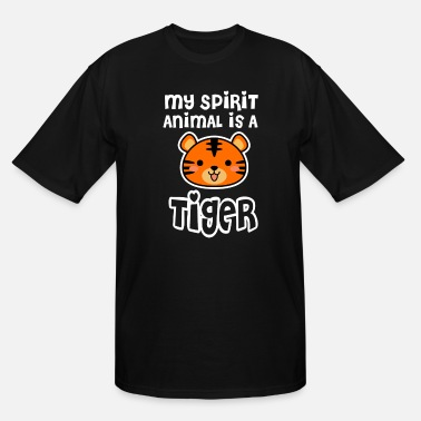 Cute Tiger Baby Tiger Cute Tiger Gift - Men's Tall T-Shirt