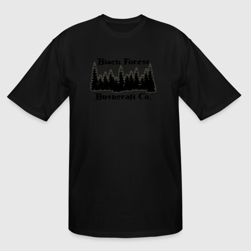 Black Forest - Men's Tall T-Shirt