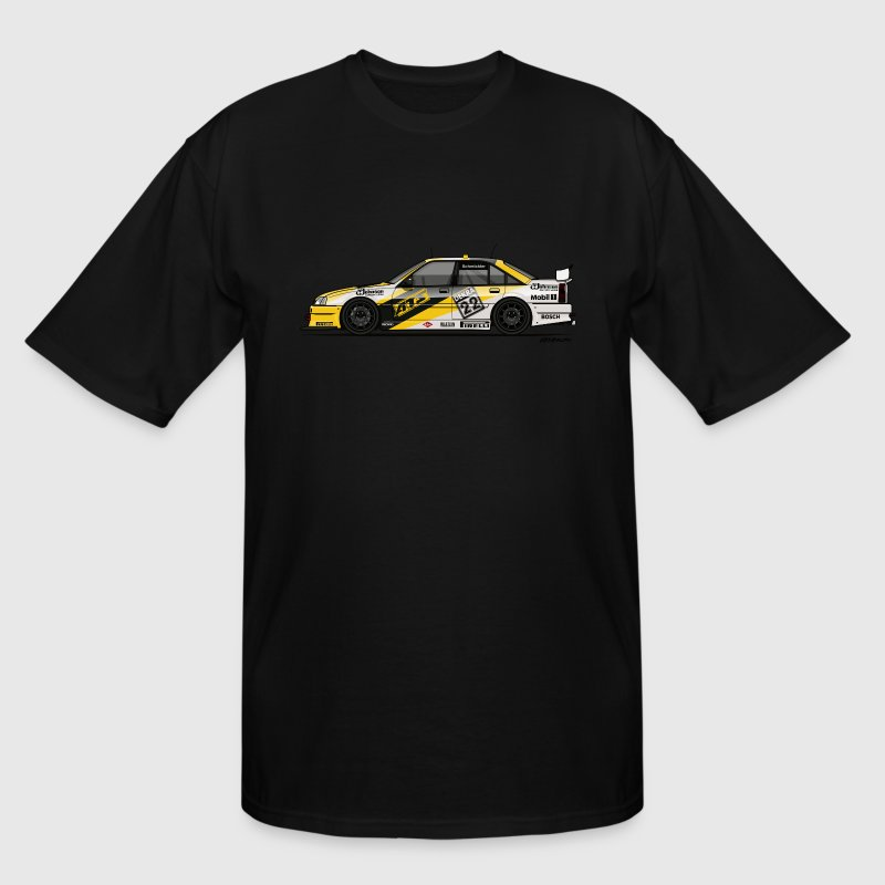Opel Omega A Irmscher Evo 500 ATS DTM Touring Car - Men's Tall T-Shirt