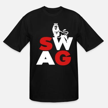 Swag On Point SWAG - Men's Tall T-Shirt