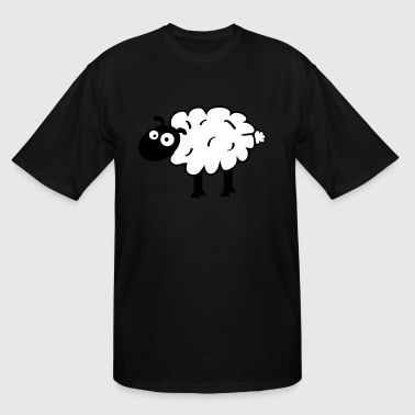 Fuck Sheep Sheep - Men's Tall T-Shirt