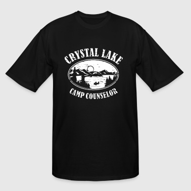 Friday The 13th Kids Friday The 13Th Camp Crystal Lake Horror Movie Jas - Men's Tall T-Shirt
