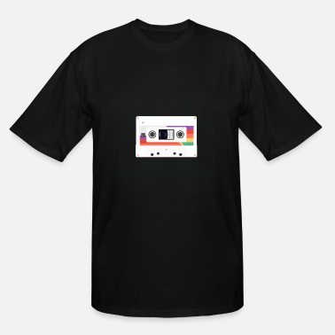 Cassette cassette - Men's Tall T-Shirt