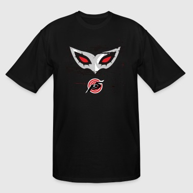 Persona 5 P5 Graphic - Men's Tall T-Shirt