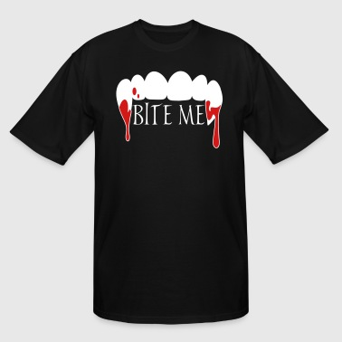 Bite Me Fishing Bite Me - Men's Tall T-Shirt
